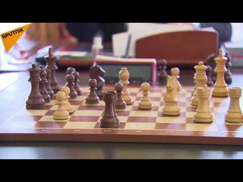 Checkmate! This 4-Year Old Chess Player Takes on a Grandmaster