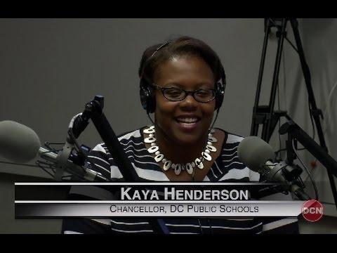 "Kojo Nnamdi Show ""Kaya Henderson"" 8/21/15"