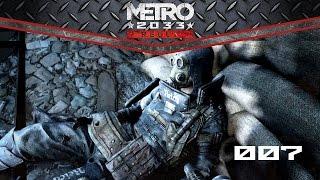 Die rote Linie - Metro 2033 Redux # 007 | Metro 2033 Redux Gameplay German
