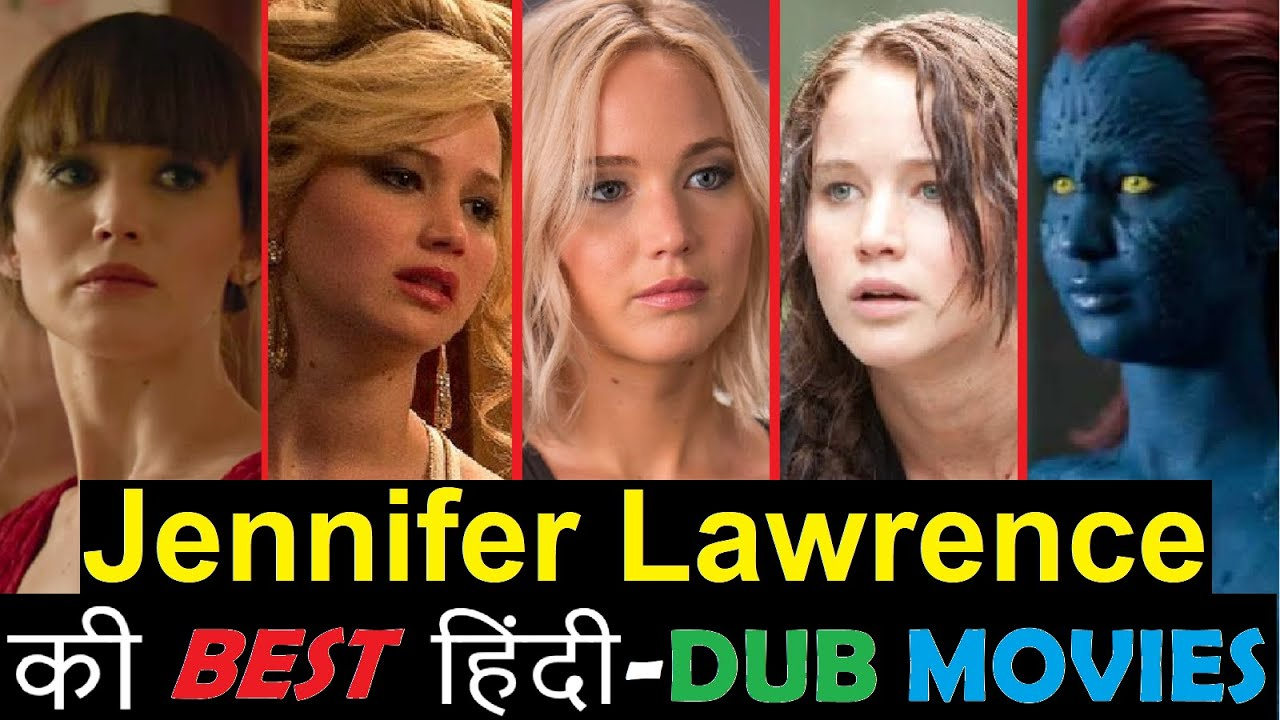 Download Jennifer Lawrence All 13 Best Hindi Dubbed Movies List   Franchise   Movie   Review   Explained