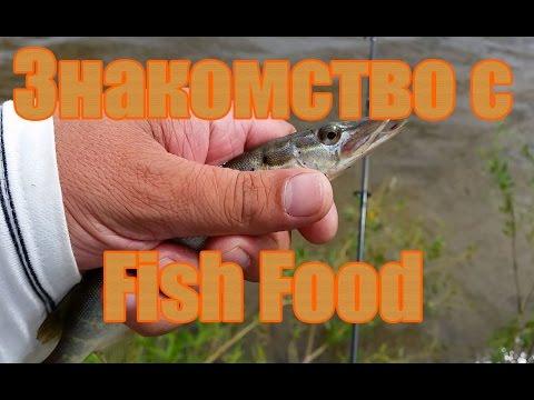 Рыбалка на спиннинг, силиконовые приманки Fish Food