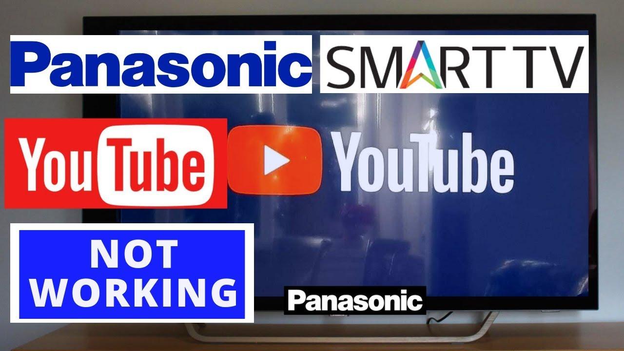How To Fix Youtube Not Working On Panasonic Smart Tv Youtube Stopped Working On Panasonic Tv Youtube