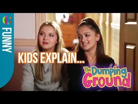 Kids Explain Dumping Ground | CBBC