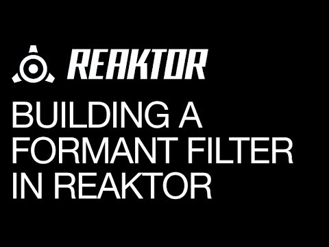 Reaktor - Building