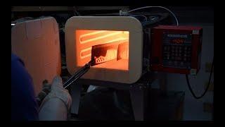 Heat Treating 154CM Stainless Steel
