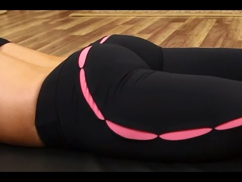 Tight And Butt Slimming Workout -- No Equipment Needed!
