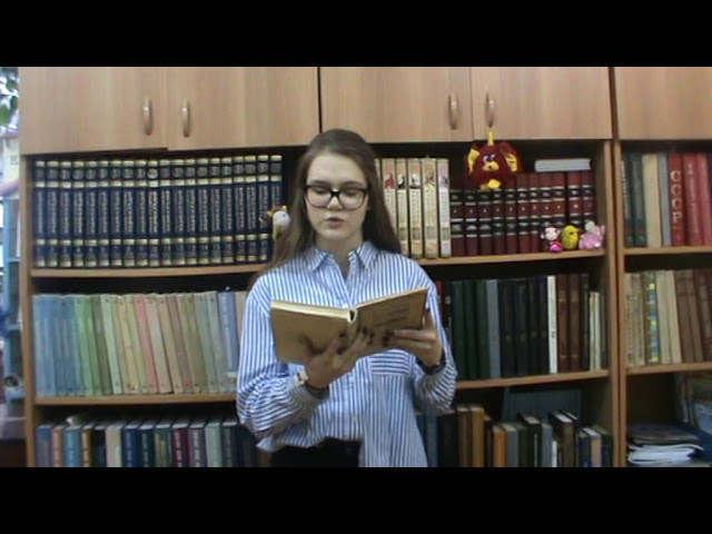 Изображение предпросмотра прочтения – ЕлизаветаДудина читает произведение «Обломов» И.А.Гончарова