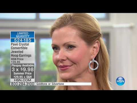 HSN | Real Collectibles Jewelry By Adrienne 06.07.2017 - 09 AM