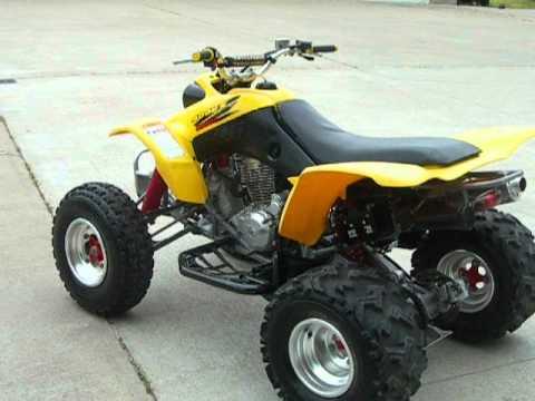 2002 HONDA 400EX FOR SALE $1500 WWW RACERSEDGE411 COM