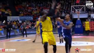 видео EuroMillions Basketball League 2017/2018 таблицы.