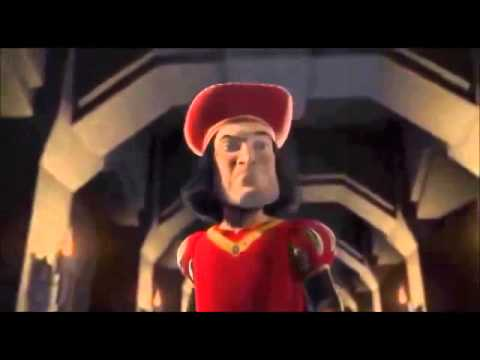 Lord Farquaad- The Walk