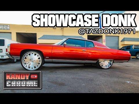 KandyonChrome: 1971 Impala Showcase Donk