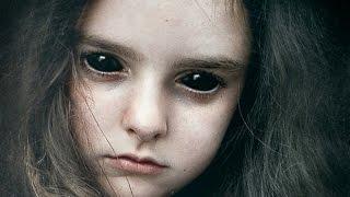 Nuevos incidentes de niños con los ojos totalmente negros