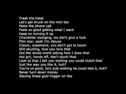 Iggy Azalea - Fancy Feat Charli XCX * Official Lyrics *