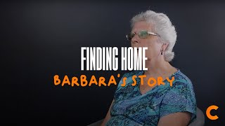 Finding Home - Barbara's Testimony