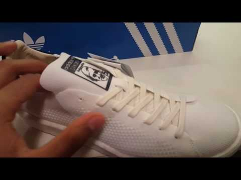 Adidas Stan Smith Primeknit Boost Navy Review + On Feet
