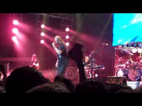 Dream Theater - The Mirror / Lie, Mexico City, Arena Cd. De México, Abril 2014