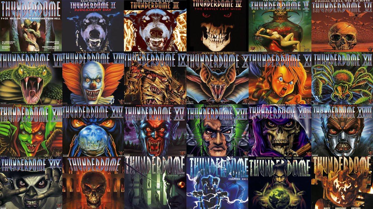 Thunderdome Hardcore 23
