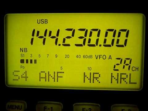 144 MHz: ZW1C