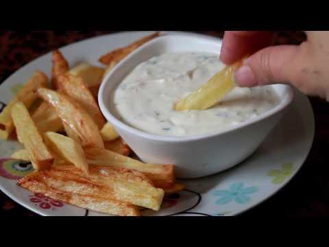 sauce-yaourt-/-صلصة-الياغورت-او-الزبادي