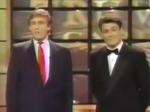 Trump Card (1990) Premiere intro+Donald Trump