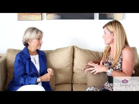 Amanda Gore talks to Deborah Hutton on being mindful