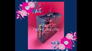 Album Tout est plus rose.