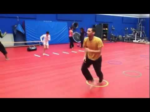 PANTHERE KARATE CLUB ENTRAINEMENT PHYSIQUE