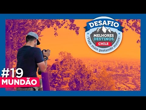 GUIA DEFINITIVO DE VIAGEM BARATA PARA SANTIAGO, Chile | Parte 2/3