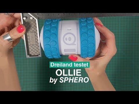 Vorschau: Sphero Ollie Smartphone-Roboter I Dreiland testet
