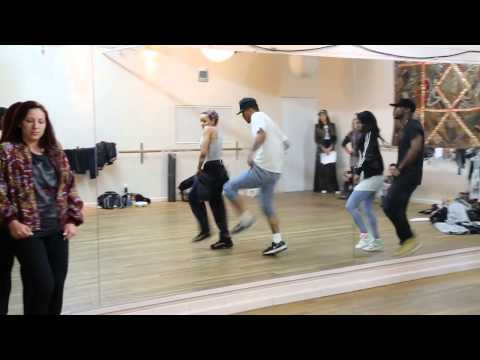 "Tinashe - ""2 On"" Dance Video"