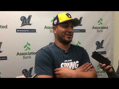 Brewers - Jhoulys Chacin named Opening Day starter for Milwaukee Brewers