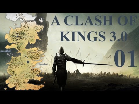 A Clash of Kings 3.0 Warband Mod #1 From Humble Beginnings | Game of Thrones