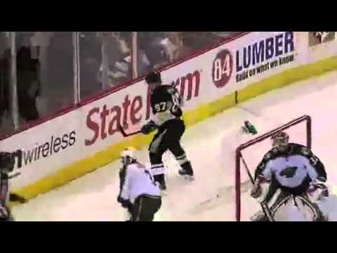 Thumbnail: All of Sidney Crosby's fights (2005-2014)