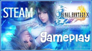 Final Fantasy X HD Remaster Walkthrough Gameplay [Steam PC 1080P]