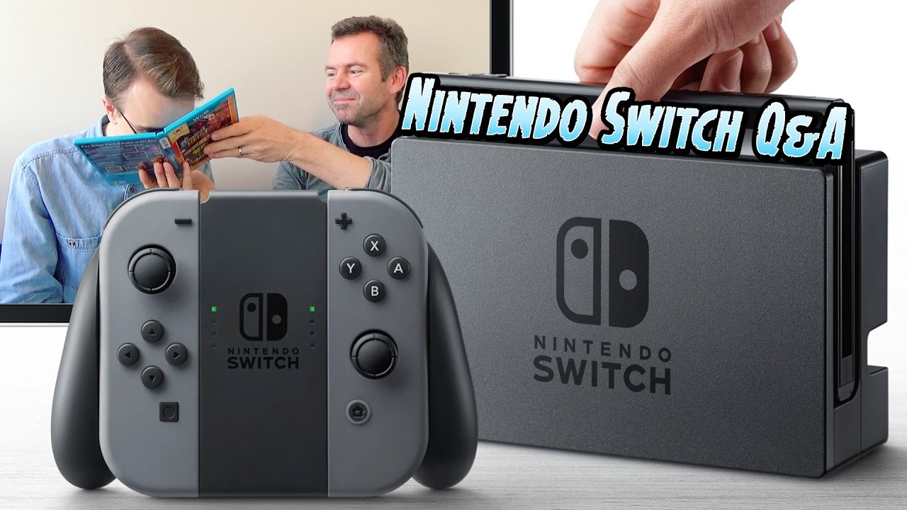 5 Cool Nintendo Switch Facts And 5 Lame Ones The Engine Room 21 Youtube