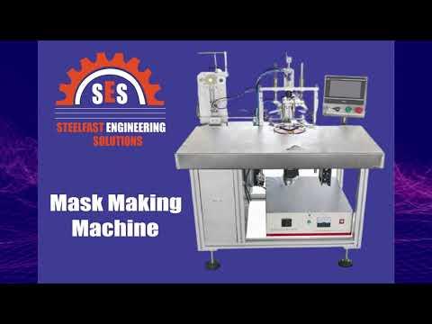 Mask Making Machine Process