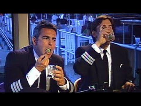 NELK Boys PRANK Airport as DRUNK FLAT EARTH PILOTS! - The