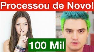 Meu vídeo faz Viih Tube processar Felipe Neto em quase 100.000, por causa do livrão!