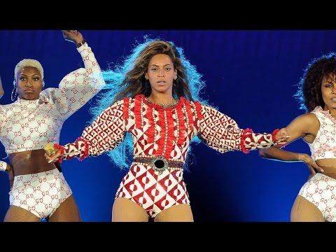 Beyonce Dedicates Song to Jay Z at