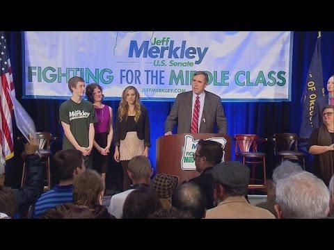 Jeff Merkley wins second term as Oregon senator
