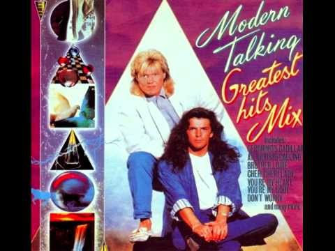 Modern Talking - Atlantis Is Calling (S.O.S. For Love)/Hey You /Charlene/Don't Worry