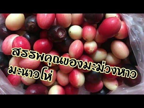 7 ประโยชน์ของมะม่วงหาว มะนาวโห่และข้อควรระวัง
