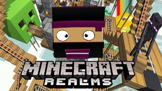 Minecraft - REALMS 1.10.x HACKED CLIENT - ARISTOIS CLIENT MINECRAFT 1.10.x (OptiFine) - WiZARD HAX