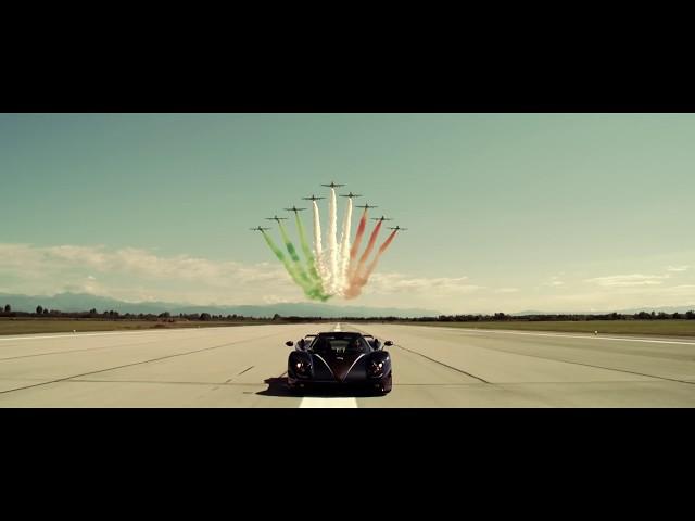 Video: Pagani Zonda Tricolore Teaser News - Top Sd