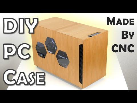 DIY PC Case - Built With A CNC