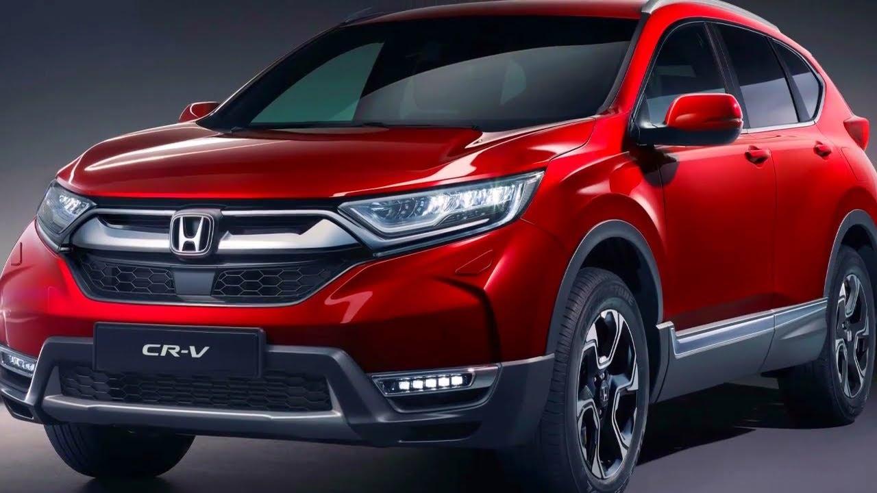 2019 Honda Cr V Hybrid First Look Broom Car