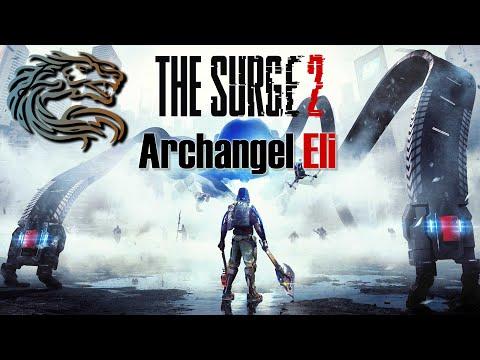 The Surge 2 - Archangel Eli (Final Boss) |