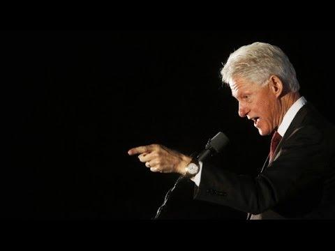 Politics Funny: Clinton's guilty pleasure