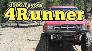 Regular Car Reviews: 1986 Toyota 4Runner